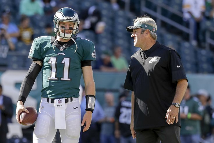 17041ad03 Doug Pederson is proving to be a better coach than anyone anticipated. He s  not just getting the Eagles to win
