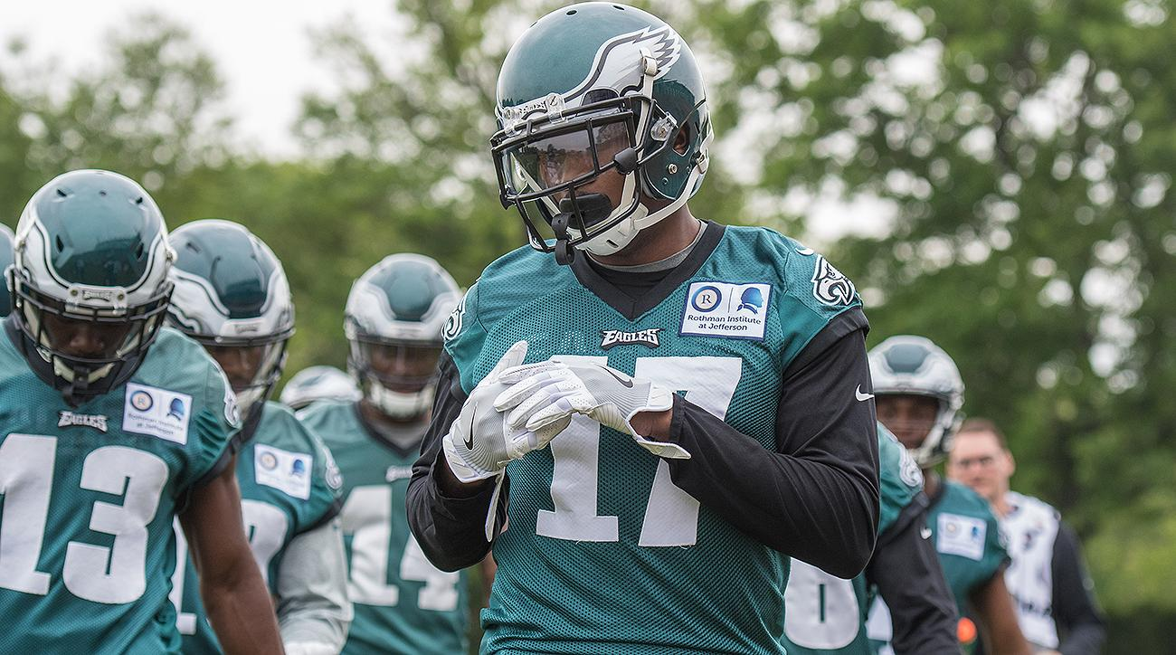 15a85c1b791 The Eagles play their preseason opener on Thursday evening. There have been  two weeks of Training Camp practices to get the team ready for this.